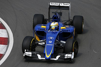 Not many laps for Sauber in a positive free practice day in Canada