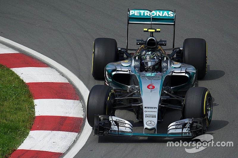 Rosberg señala que Ferrari se ve rápido