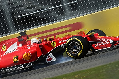 """Vettel: """"I think we can still improve our pace"""""""