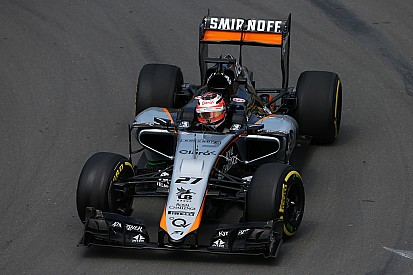 After Friday's free practice for the the Canadian GP, Hulkenberg and Perez are happy