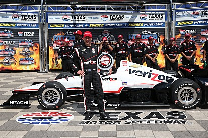 Will Power leads Penske 1-2-3 in Texas qualifying
