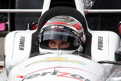 Пауэр возглавил трио пилотов Penske по итогам квалификации в Техасе