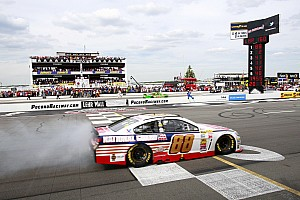 NASCAR Cup Preview NASCAR drivers concerned with the Tunnel Turn at Pocono