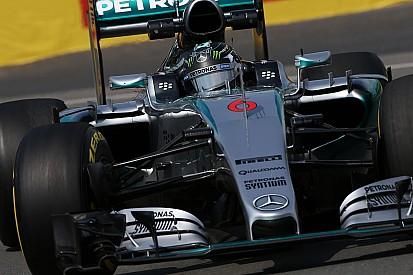 Rosberg lidera sessão marcada por duas bandeiras vermelhas no Canadá