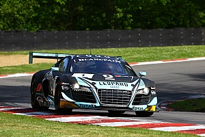 Blancpain Sprint Qualifying report Vanthoor and Frijns dominate Qualifying Race in Zolder