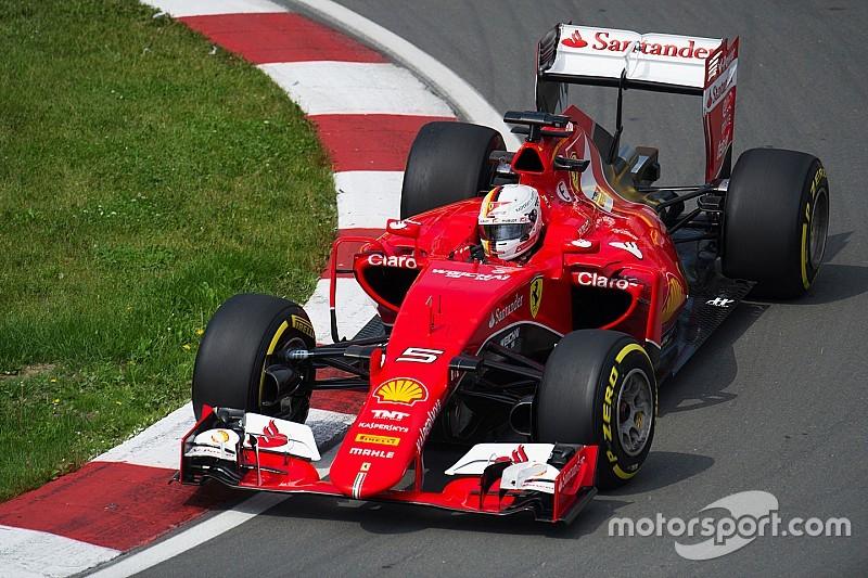 Q1 - Grosjean meilleur temps, Vettel éliminé!