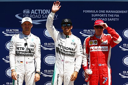 Canadian GP: Hamilton takes pole, Vettel out in Q1