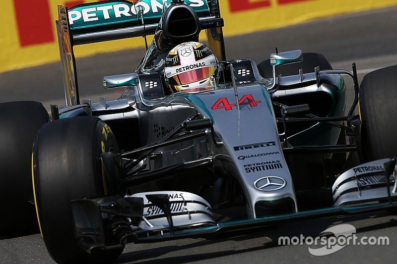 Qualifs - 44e pole position pour Lewis Hamilton!