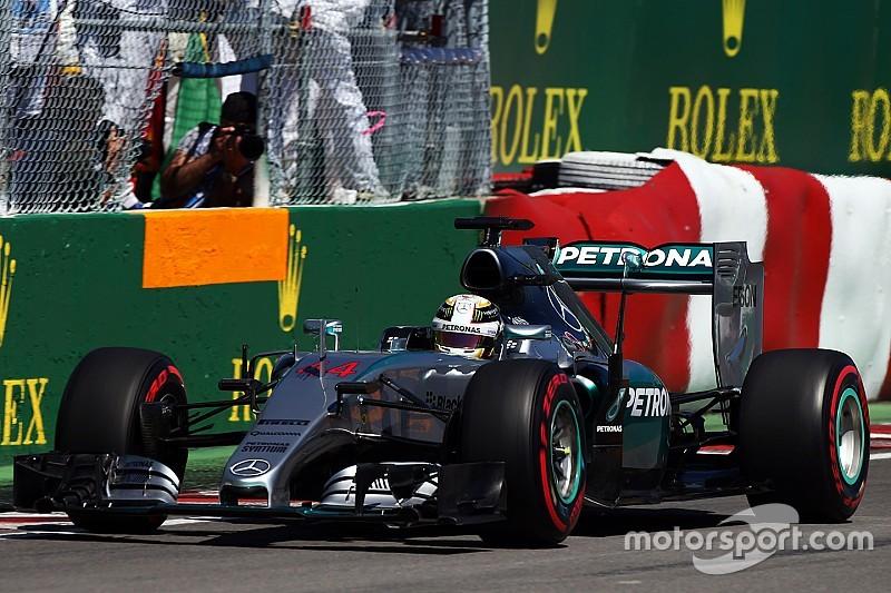 Hamilton, con la pole 44