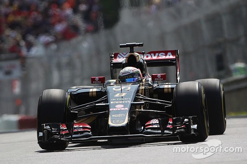 "Grosjean - ""On peut rêver du podium..."""