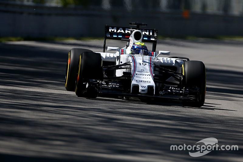 Williams va en busca de su primer podio