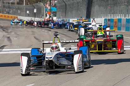 Andretti Formula-E Team enjoy progress at Moscow ePrix