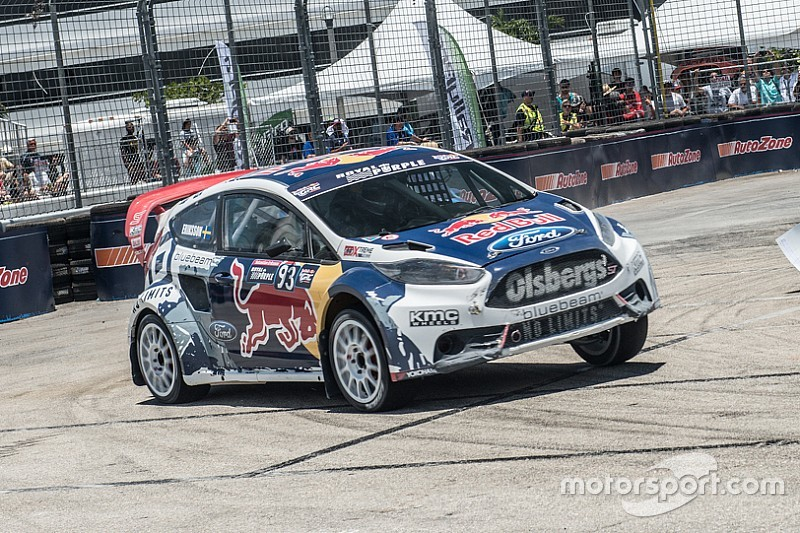 Sebastian Eriksson earns X Games bronze in Red Bull/Bluebeam Ford Fiesta ST