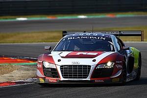 Blancpain Sprint Relato da corrida Audi domina etapa belga da Blancpain GT Series e equipe brasileira finaliza em 3º e 4º