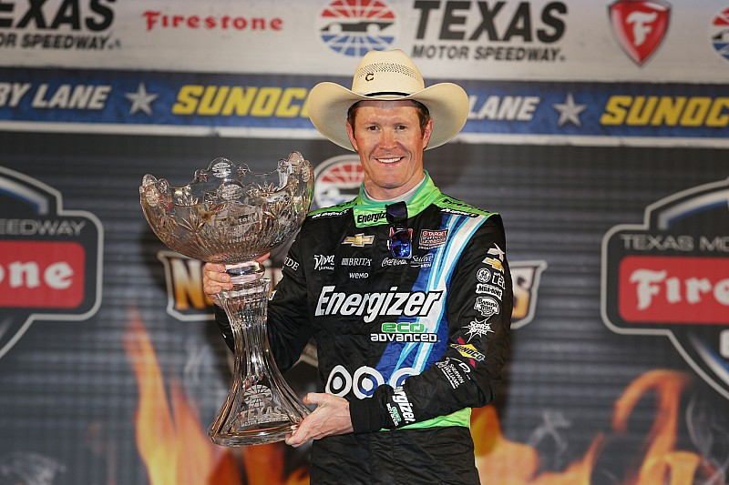 Race results of the Firestone 600 at Texas Motor Speedway