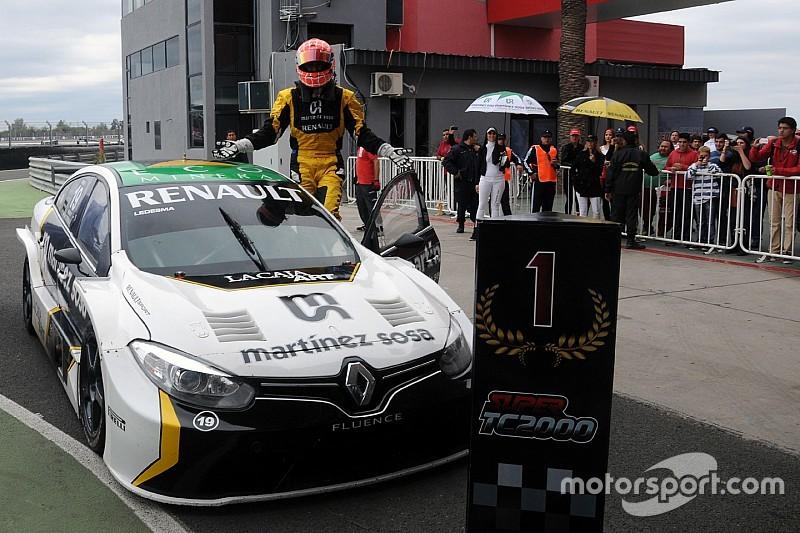 STC2000: Ledesma y Renault, triunfadores en Termas