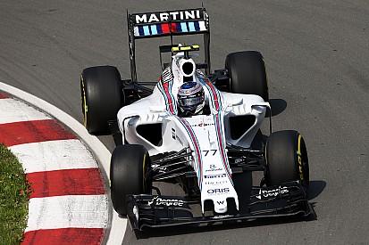 """Terceiro, Bottas dedica resultado à Williams: """"nós precisávamos"""""""