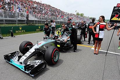 """Após tentativa, Rosberg reconhece derrota: """"andei igual um louco"""""""
