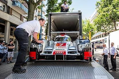 Photos - La première journée de pesage au Mans