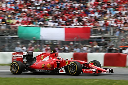 Raikkonen says engine mappings caused spin