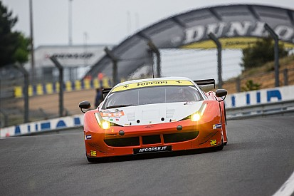 "Five AF Corse Ferrari 458's to dream again ""Le Mans"""