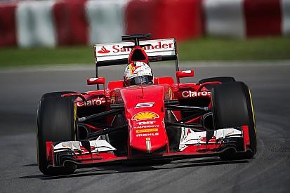 Ferrari 'on right track' despite Canada setback