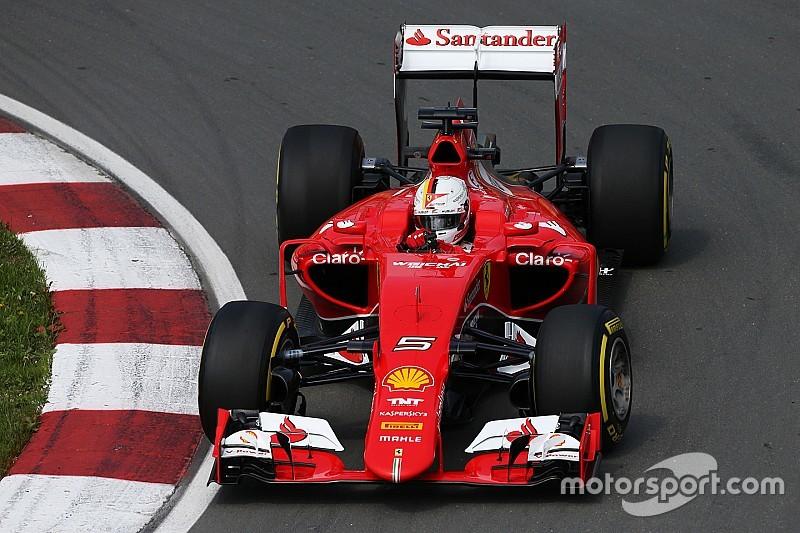 Ferrari afirma estar no caminho certo, mesmo ficando fora do pódio