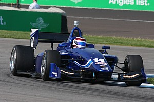 Nelson Piquet Jr débutera ce week-end en Indy Lights à Toronto