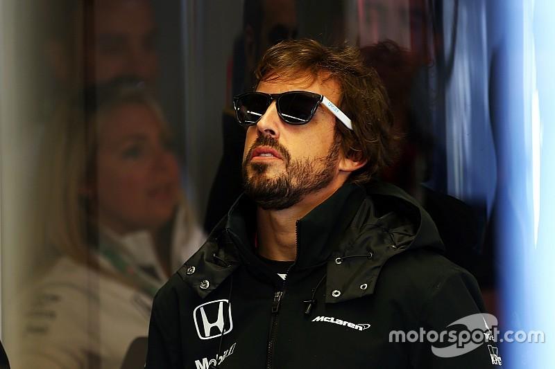 McLaren insiste que não há risco de crise com Alonso