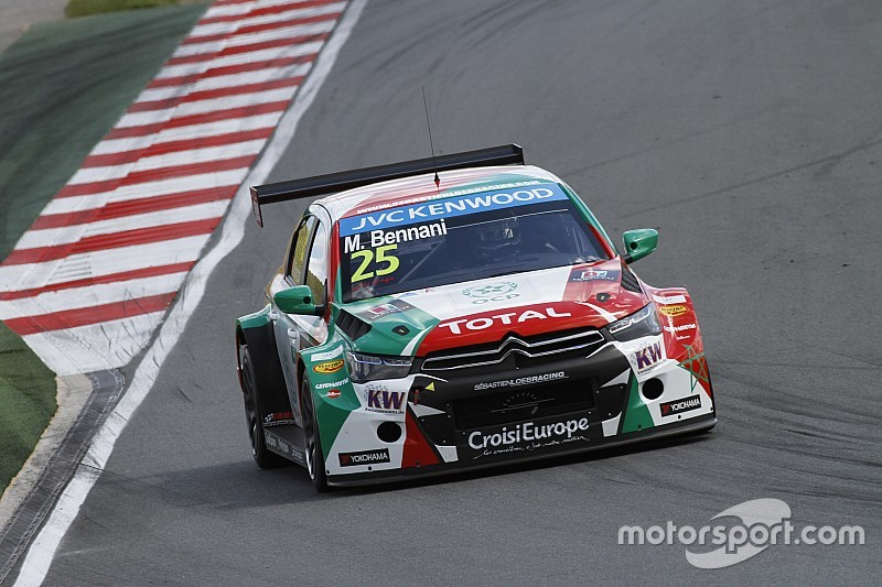 Mehdi Bennani and the Sébastien Loeb Racing already look to Slovakia