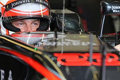 """Button: """"É uma equipe só, e não a McLaren e a Honda"""""""