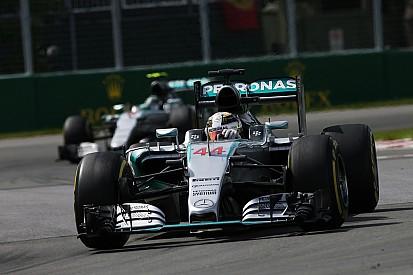 Para chefe, Nico só passaria Hamilton com erro do inglês