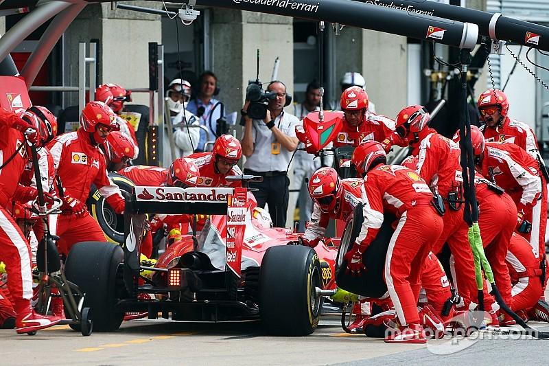 Le Président de Ferrari n'exclut pas un retour des ravitaillements
