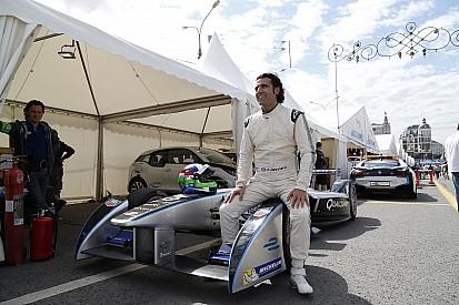 Vidéo - Dario Franchitti essaie la Formule E