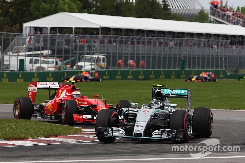 Ferrari teme que el ritmo de Mercedes ha mejorado