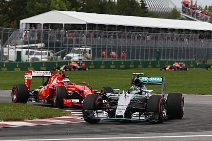Ferrari a conscience des progrès de Mercedes