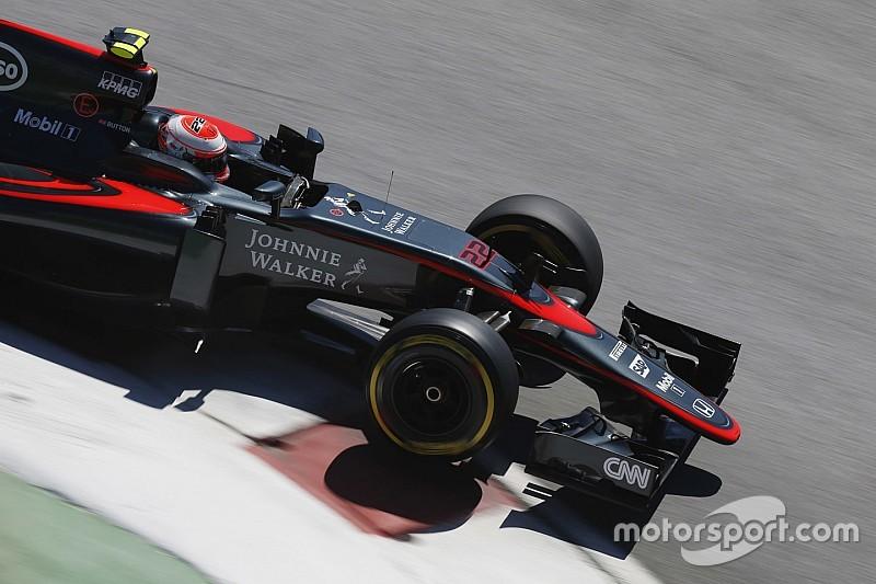 McLaren pronta para ajuda a recuperar a Honda