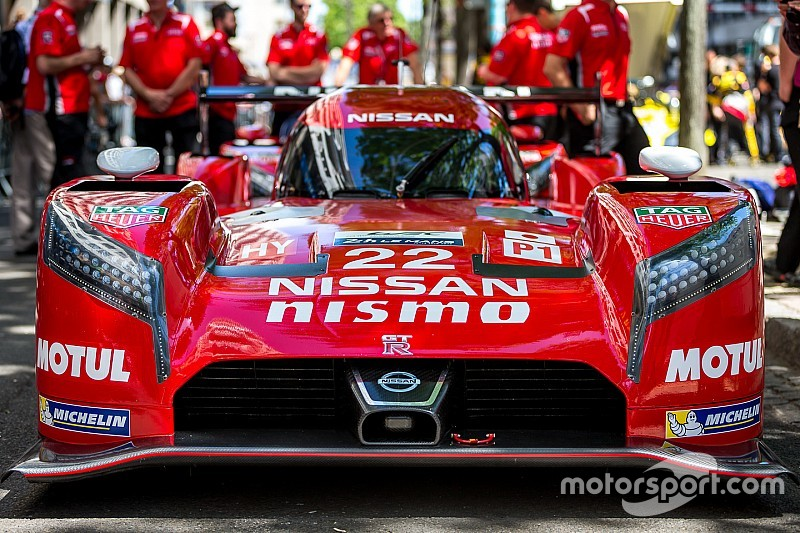New Nissan aero package confirmed