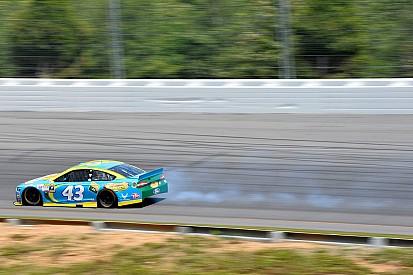 Ford drivers struggle at Pocono Raceway
