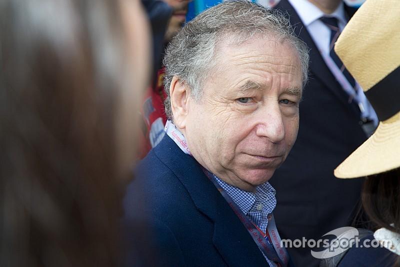 Todt descarta que FIA tenha os mesmos problemas da FIFA
