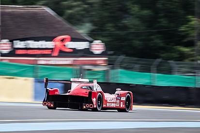 """Max Chilton - """"Nissan repousse les limites du sport auto"""""""