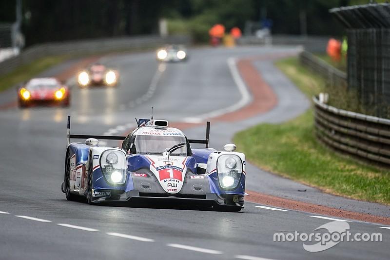 Le Mans slow zone approach concerns Davidson