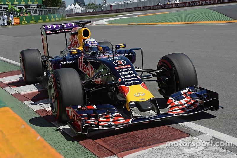 """Chefe da Red Bull pede volta de F1 100% """"pé embaixo"""""""