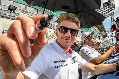 Hulkenberg keen on future LMP outings