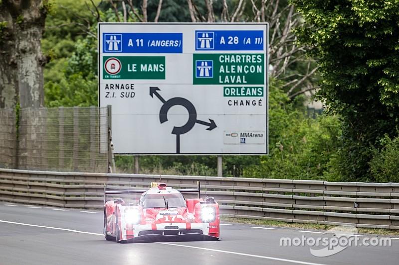 Reafirmando desempenho, Porsche lidera primeiro treino em Le Mans