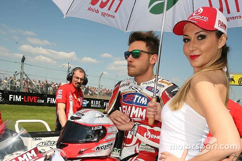 Officiel - Niccolò Canepa de retour sur Ducati avec Althea