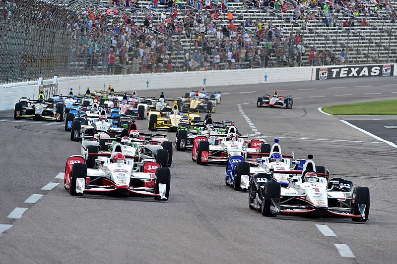 IndyCar levies fines following Texas