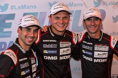 Porsche coloca seus três carros nas três primeiras posições