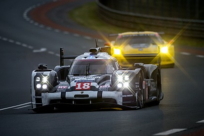 Porsche sets incredible pace in Le Mans qualifying