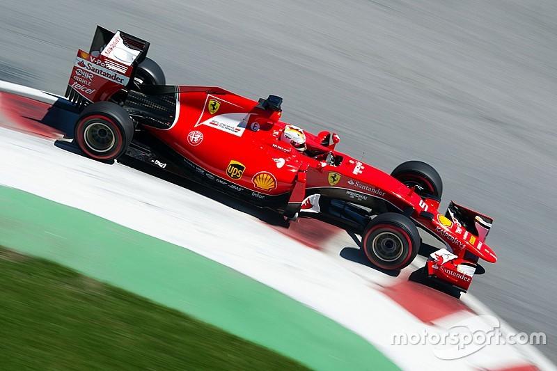 Ferrari planea mejorar el motor para Monza